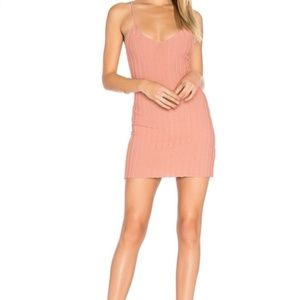 Knitz For Love & Lemons Simone Tank Mini Dress
